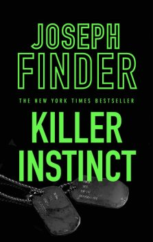 Killer Instinct, Joseph Finder