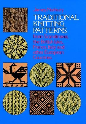 Traditional Knitting Patterns, James Norbury
