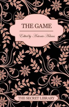The Game, Sommer Marsden, Antonia Adams, Jeff Cott