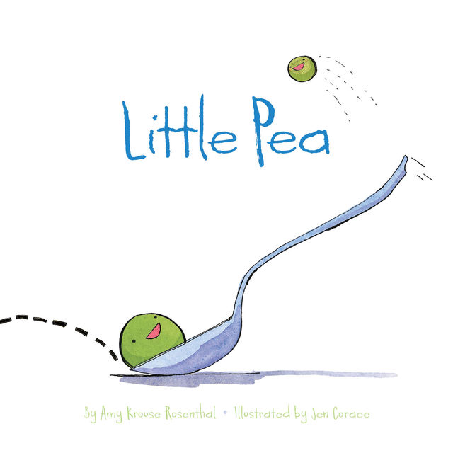 Little Pea, Amy Rosenthal