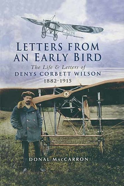 Letters from an Early Bird, Donal MacCarron