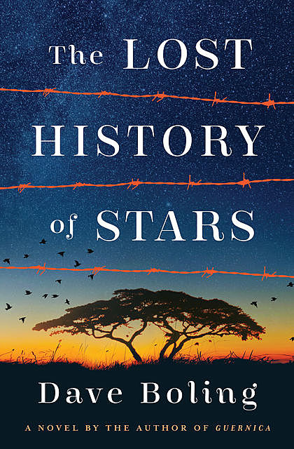 The Lost History of Stars, Dave Boling