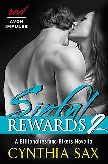Sinful Rewards 2, Cynthia Sax