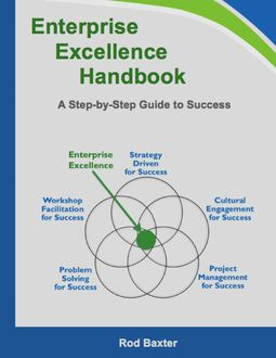 Enterprise Excellence Handbook: A Step-by-Step Guide to Success, Rod Baxter