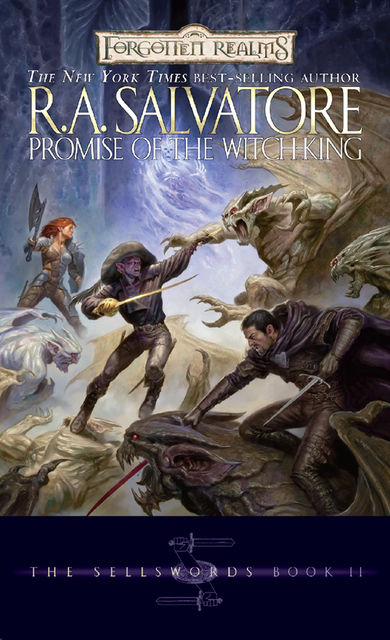 Promise of the Witch-King, R.A.Salvatore