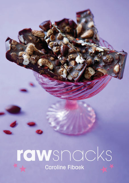 Raw Snacks, Caroline Fibaek