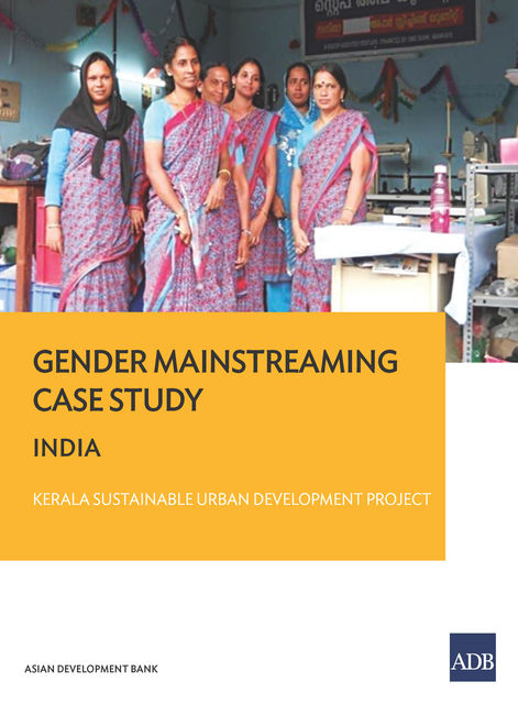 Gender Mainstreaming Case Study, Asian Development Bank