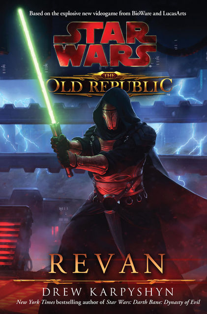 Revan (Star Wars: The Old Republic, #1), Drew Karpyshyn