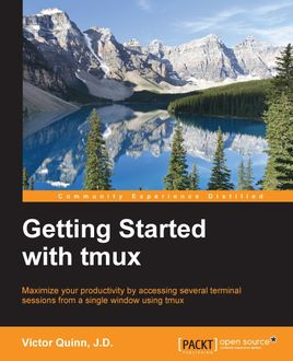 Getting Started with tmux, J.D., Victor Quinn