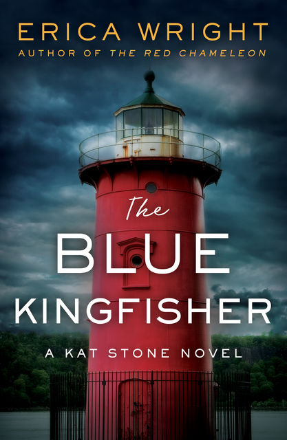 The Blue Kingfisher, Erica Wright