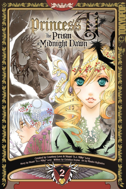 Princess Ai: Prism of Midnight Dawn #2, Christine Boylan, Misaho Kujiradou