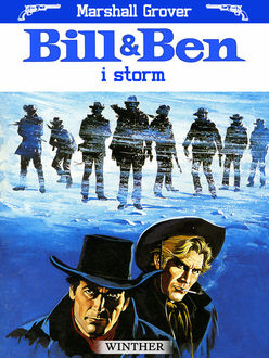 Bill og Ben i storm, Marshall Grover