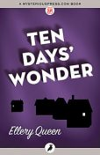 Ten Days' Wonder, Ellery Queen
