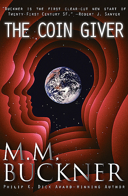 The Coin Giver, M.M.Buckner