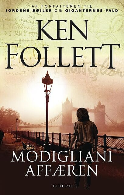 Modigliani-affæren, Ken Follett