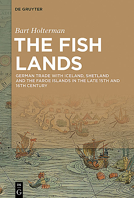 The Fish Lands, Bart Holterman