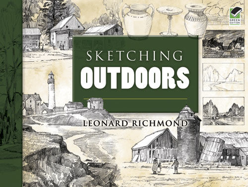 Sketching Outdoors, Leonard Richmond