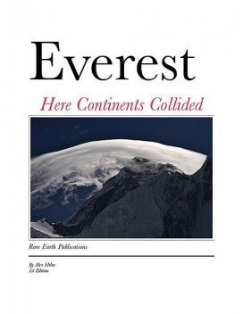 Everest Here Continents Collided, Alex Milne