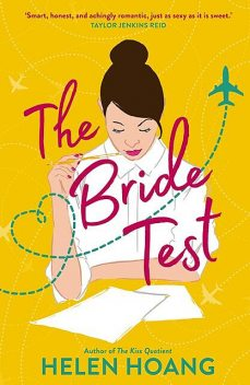 The Bride Test ARC, Helen Hoang
