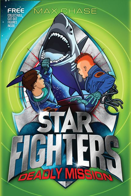 STAR FIGHTERS 2: Deadly Mission, Max Chase