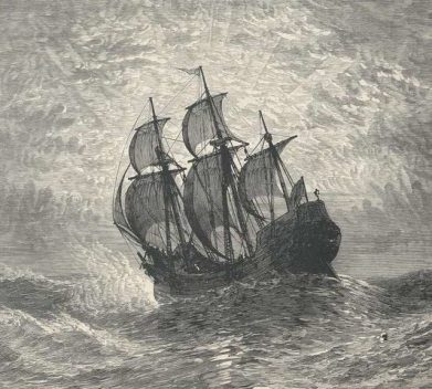 The Mayflower and Her Log; July 15, 1620-May 6, 1621 — Complete, Azel Ames