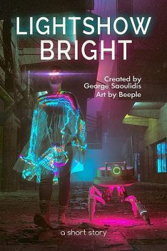 Lightshow Bright, George Saoulidis