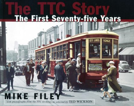 The TTC Story, Mike Filey