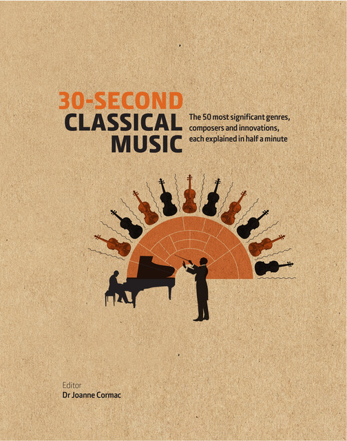 30-Second Classical Music, Joanne Cormac