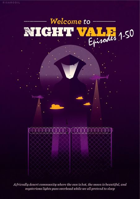 Welcome to Night Vale 1–50, Joseph Fink, Jeffrey Cranor