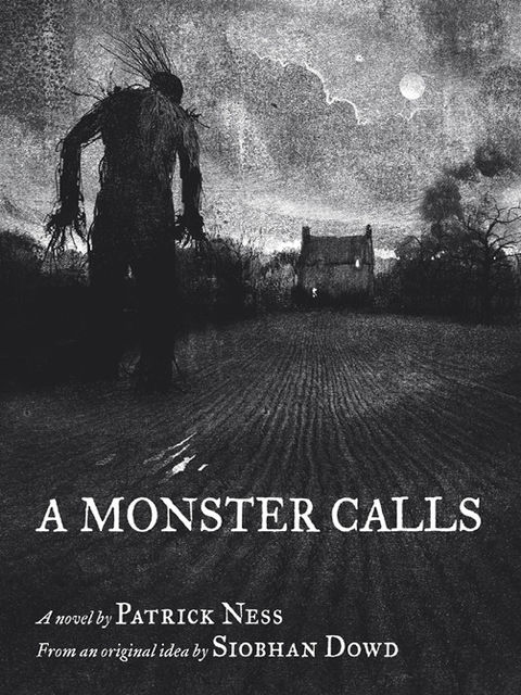 A Monster Calls, Patrick Ness
