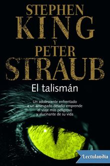 El talismán, Stephen King, Peter Straub