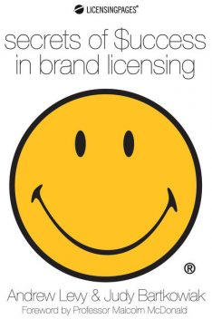 Secrets of Success in Brand Licensing, Andrew Levy