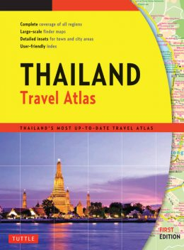 Thailand Travel Atlas,