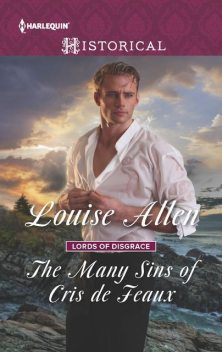 The Many Sins of Cris de Feaux, Louise Allen