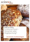 Functional Food, Nadja Podbregar
