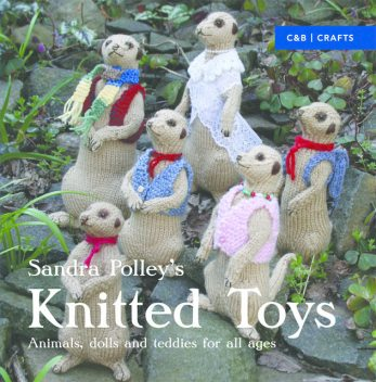 Knitted Toys, Sandra Polley