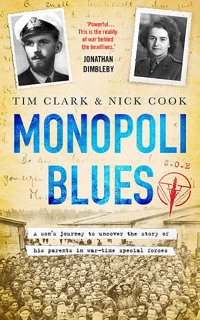 Monopoli Blues, Nick Cook, Tim Clark