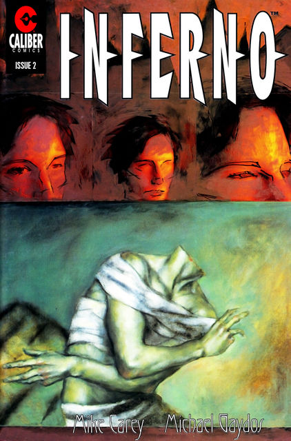 Inferno Vol.1 #2, Mike Carey