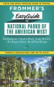 Frommer's EasyGuide to National Parks of the American West, Don Laine, Eric Peterson