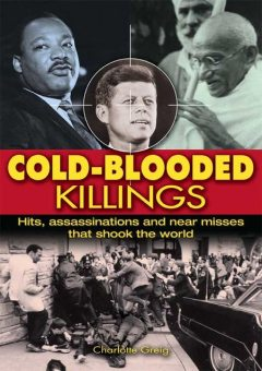 Cold-Blooded Killings, Charlotte Greig