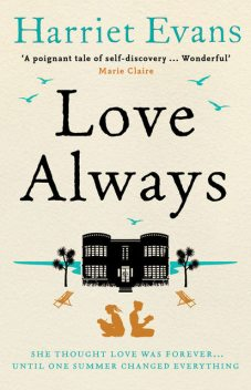 Love Always, Harriet Evans