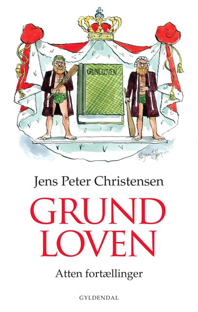 Grundloven, Jens Peter Christensen