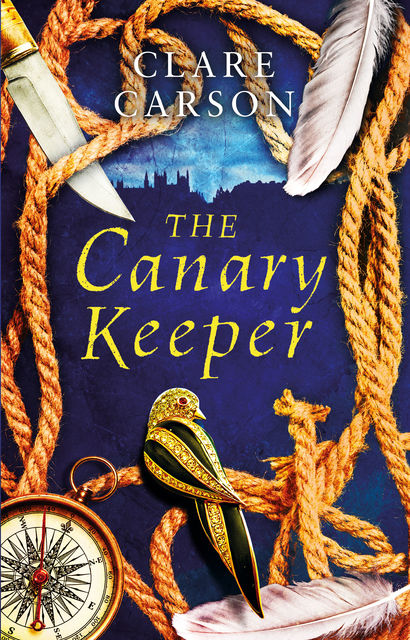 The Canary Keeper, Clare Carson