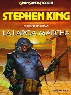 La Larga Marcha, Stephen King