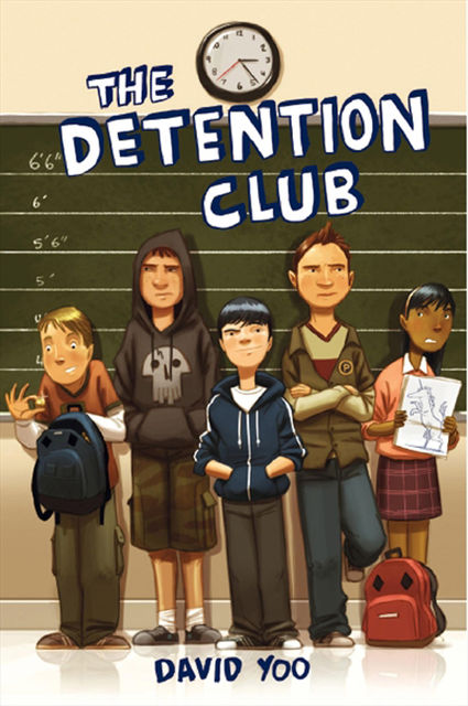 The Detention Club, David Yoo