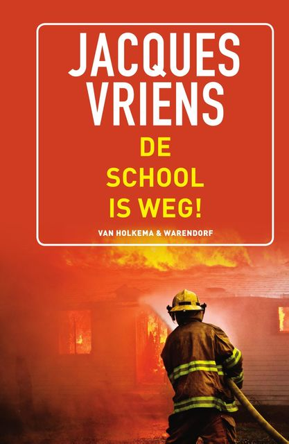 De school is weg!, Jacques Vriens