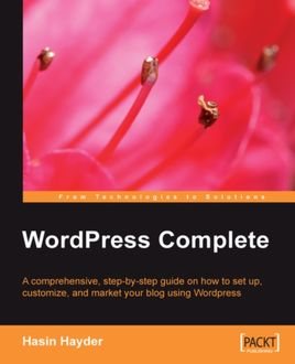 WordPress Complete, Hasin Hayder
