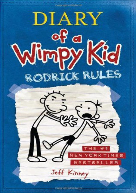 Diary of a Wimpy Kid 2: Rodrick Rules, Jeff Kinney