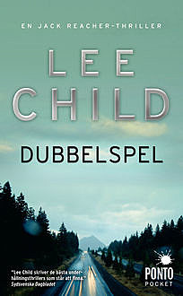 Dubbelspel, Lee Child