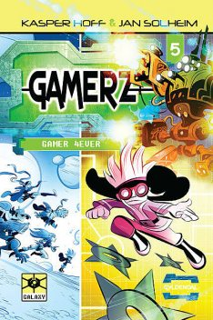 Gamerz 5 – Gamer 4ever, Kasper Hoff